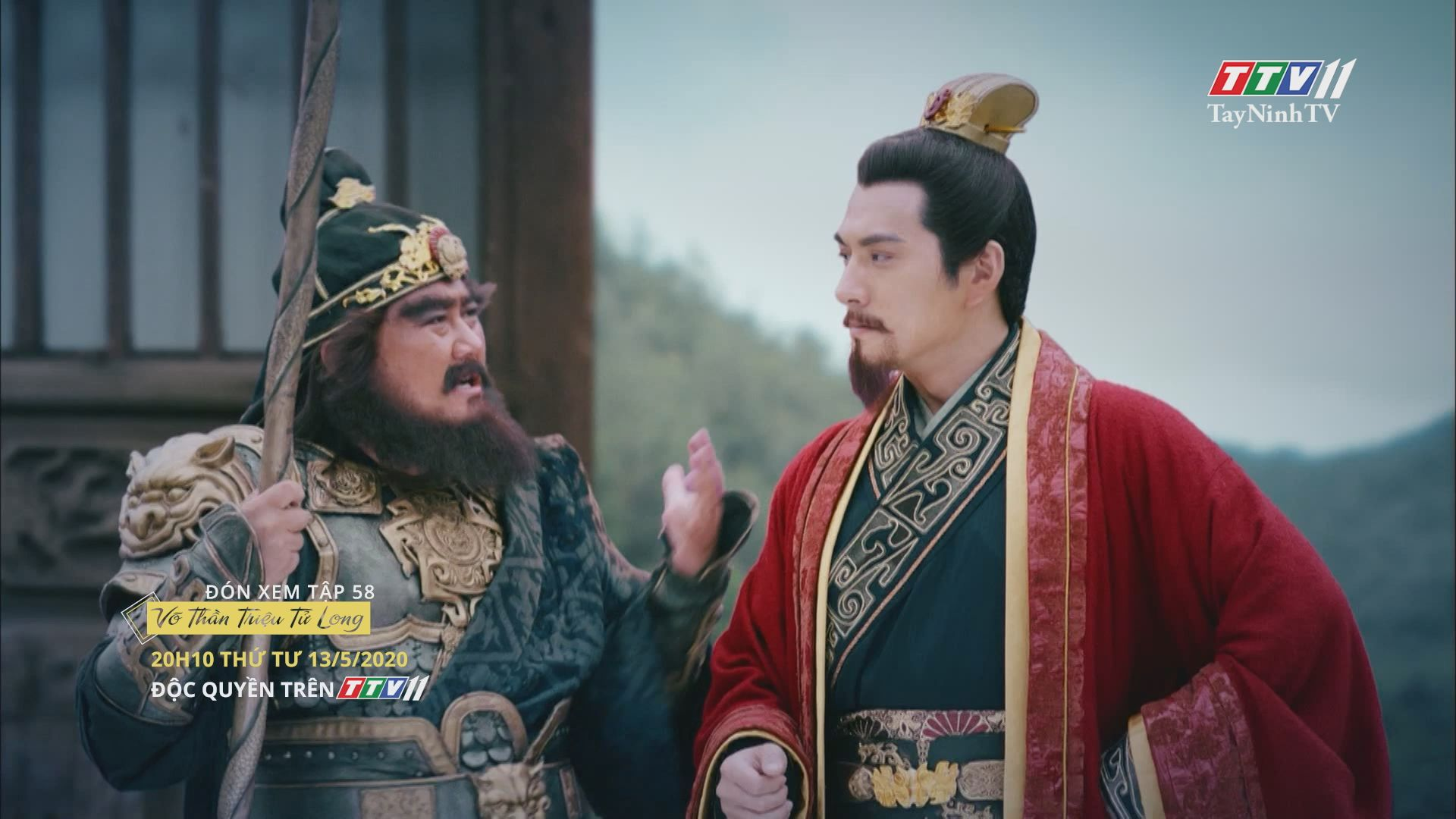 Trailer - VÕ THẦN TRIỆU TỬ LONG - TẬP 58 | Võ thần Triệu Tử Long | TayNinhTV