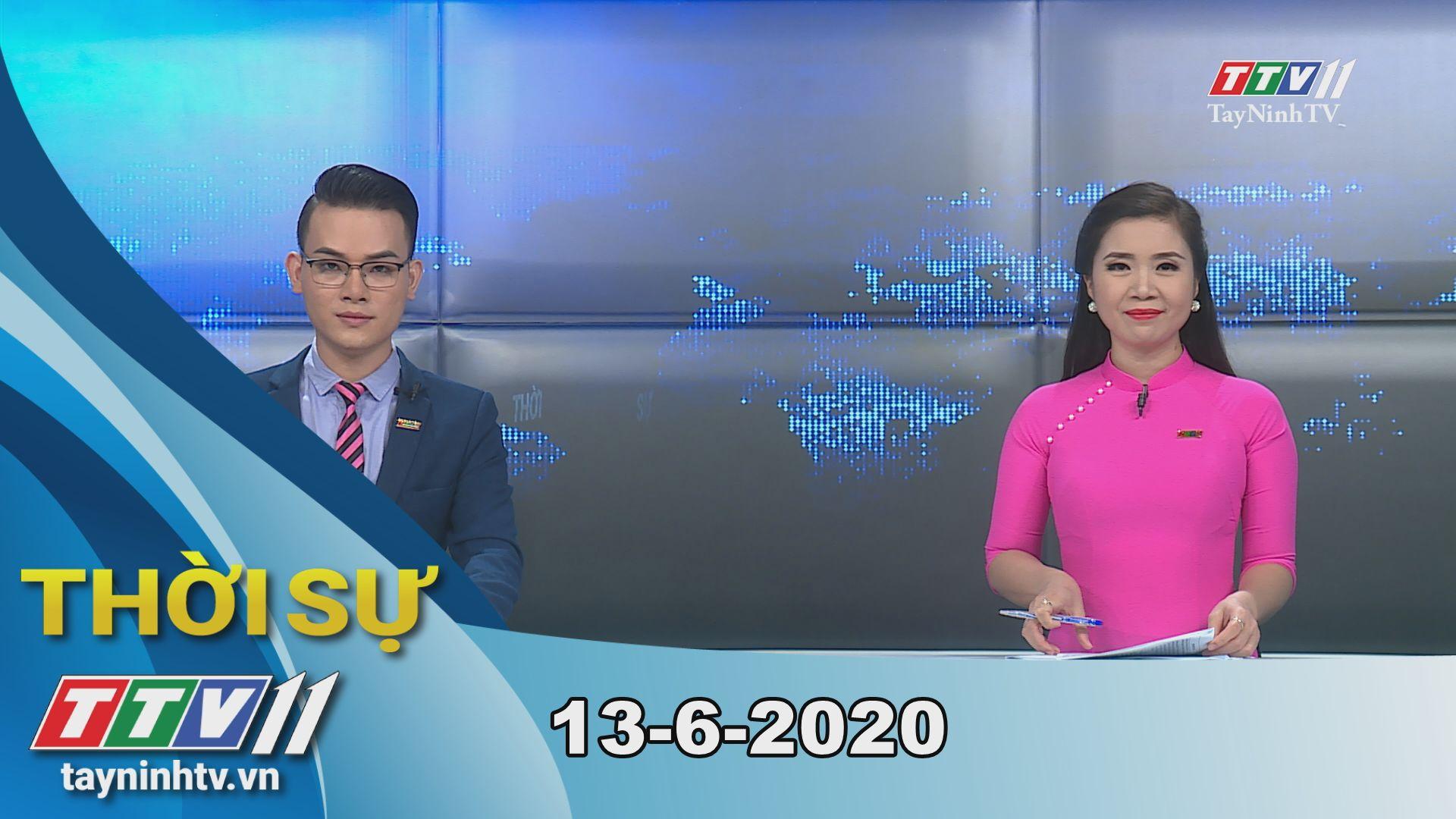 Thời sự Tây Ninh 13-6-2020 | Tin tức hôm nay | TayNinhTV