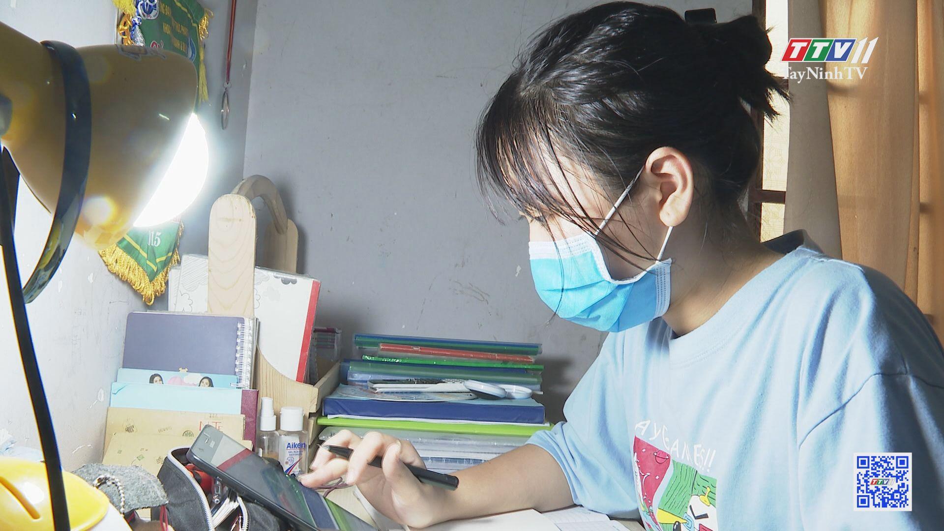 Học sinh tự giác ôn tập cho kỳ thi tốt nghiệp THPT năm 2021 | GIÁO DỤC & ĐÀO TẠO | TayNinhTV