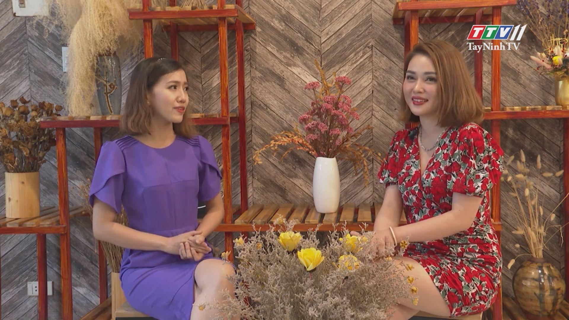 TỰ TIN VỚI LÀN DA MỘC | 360 ĐỘ ĐẸP | Tây Ninh TV