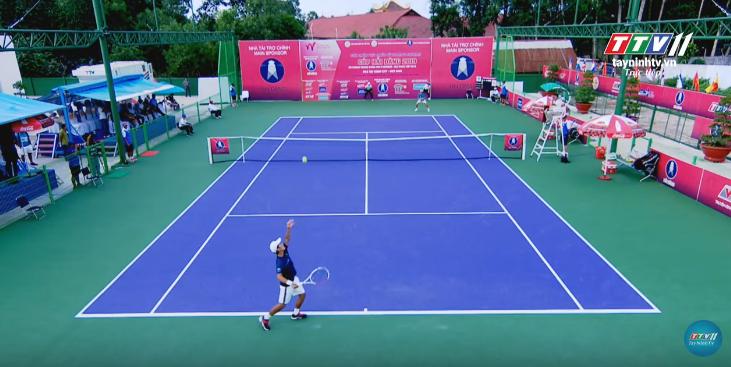 TayNinhTV | CHUNG KẾT GIẢI QUẦN VỢT QUỐC TẾ ITF WORLD TENNIS TOUR M25 TAY NINH HAI DANG CUP 2019