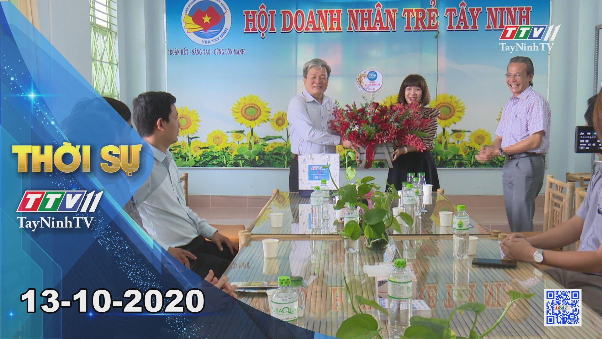 Thời sự Tây Ninh 13-10-2020 | Tin tức hôm nay | TayNinhTV