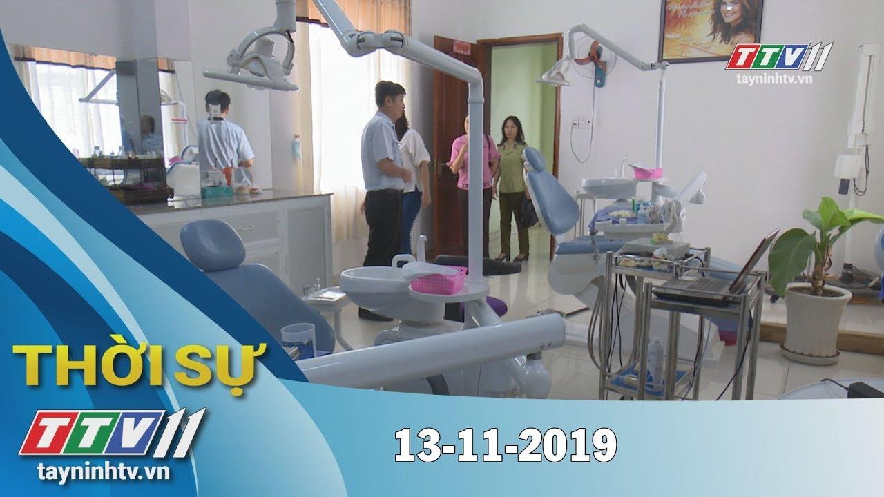 Thời Sự Tây Ninh 13-11-2019 | Tin tức hôm nay | Tây Ninh TV