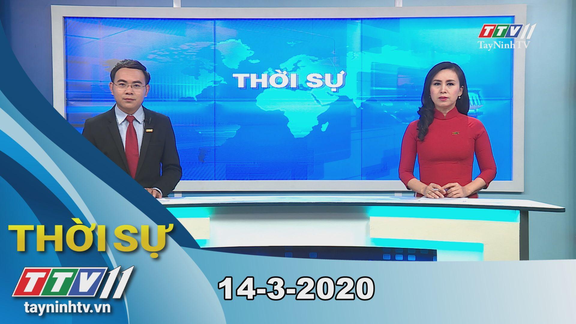 Thời sự Tây Ninh 13-3-2020 | Tin tức hôm nay | TayNinhTV