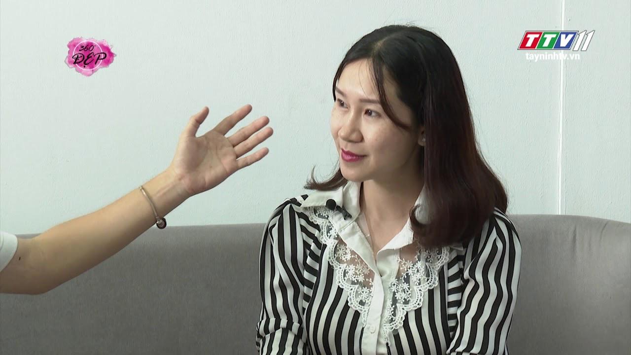 THAY ĐỔI BẤT NGỜ THEO PHONG CÁCH GỢI CẢM CHO CÔ GIÁO THANH NGUYỆT | 360 ĐỘ ĐẸP | Tây Ninh TV