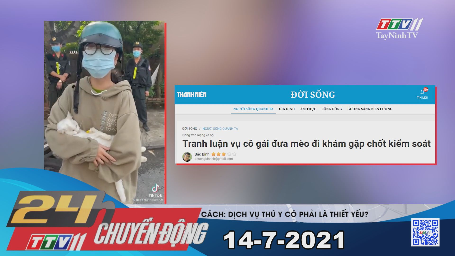 24h Chuyển động 14-7-2021 | Tin tức hôm nay | TayNinhTV