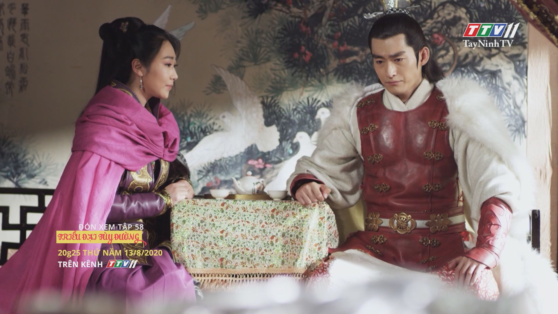 Triều đại Tùy Đường - TẬP 58 trailer   TRIỀU ĐẠI TÙY ĐƯỜNG   TayNinhTV