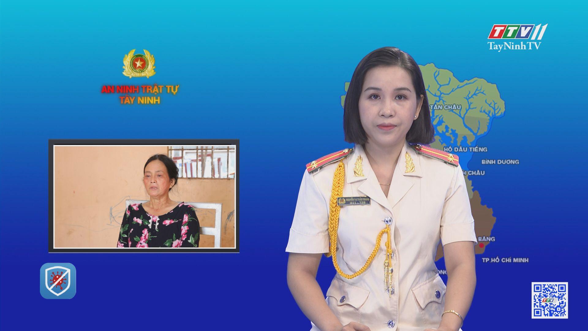 Công an các đơn vị nghiệp vụ đã chủ động tăng cường biện pháp đảm bảo an ninh trật tự-an toàn xã hội | AN NINH TRẬT TỰ TÂY NINH | TayNinhTV
