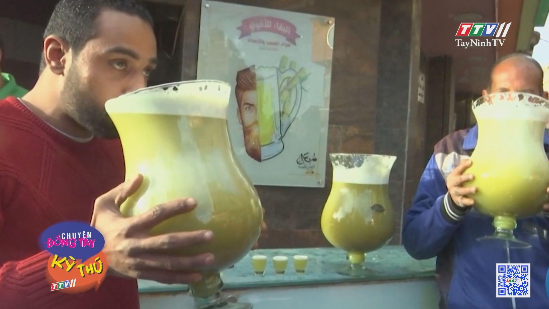 Thách thức UỐNG 12 lít nước mía | CHUYỆN ĐÔNG TÂY KỲ THÚ | TayNinhTVE