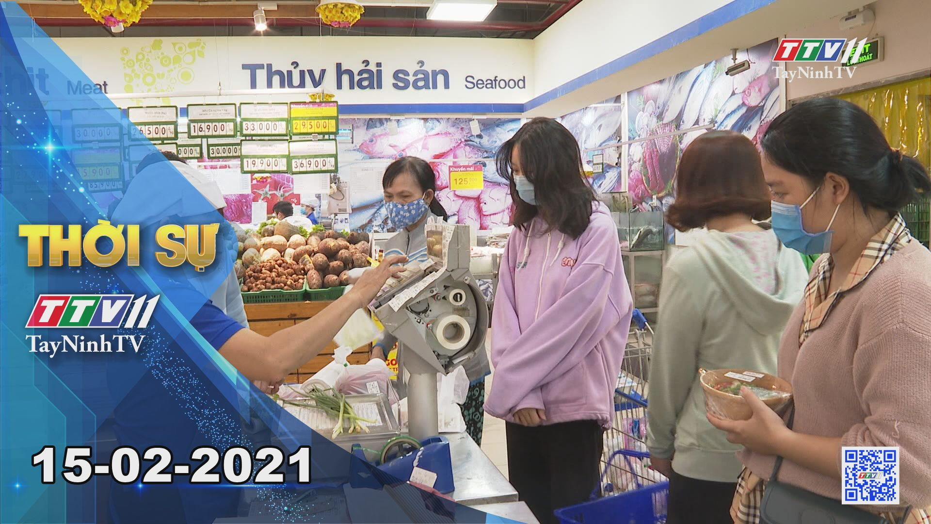 Thời sự Tây Ninh 15-02-2021 | Tin tức hôm nay | TayNinhTV