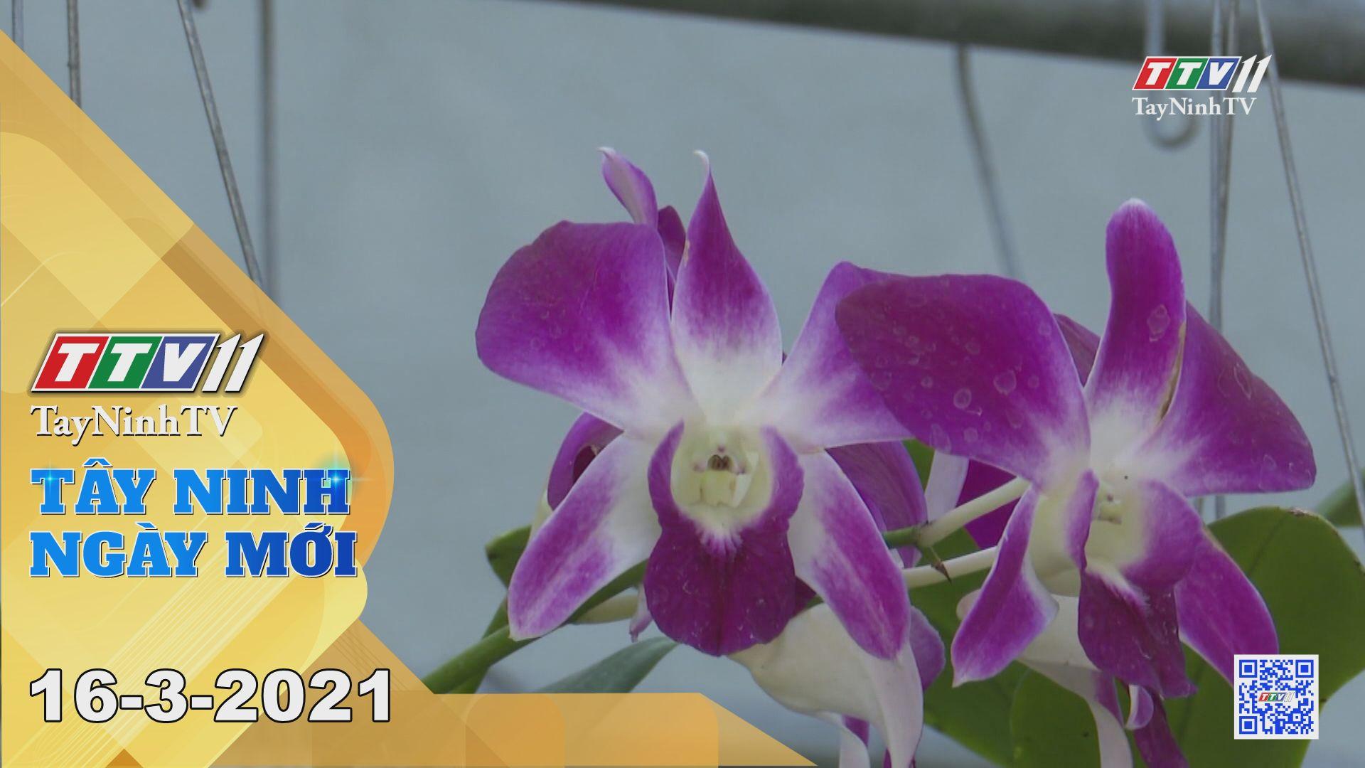 Tây Ninh Ngày Mới 16-3-2021 | Tin tức hôm nay | TayNinhTV