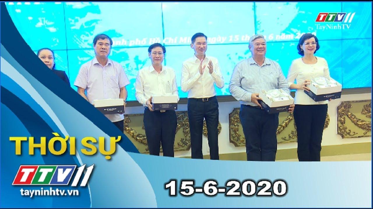 Thời sự Tây Ninh 15-6-2020 | Tin tức hôm nay | TayNinhTV