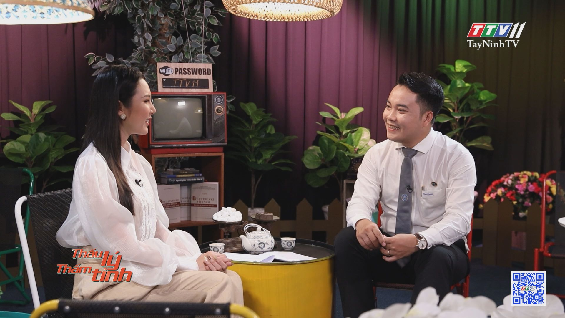 Kết hôn với anh rể có vi phạm pháp luật? | THẤU LÝ THẤM TÌNH | TayNinhTV
