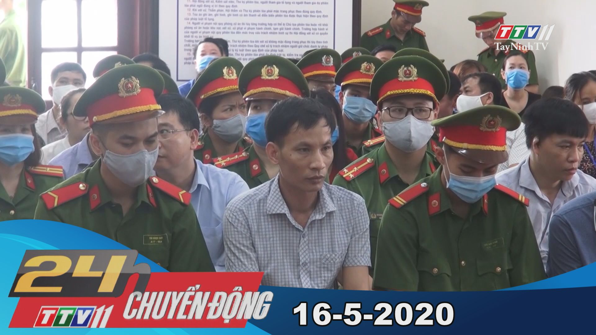 24h Chuyển động 16-5-2020 | Tin tức hôm nay | TayNinhTV