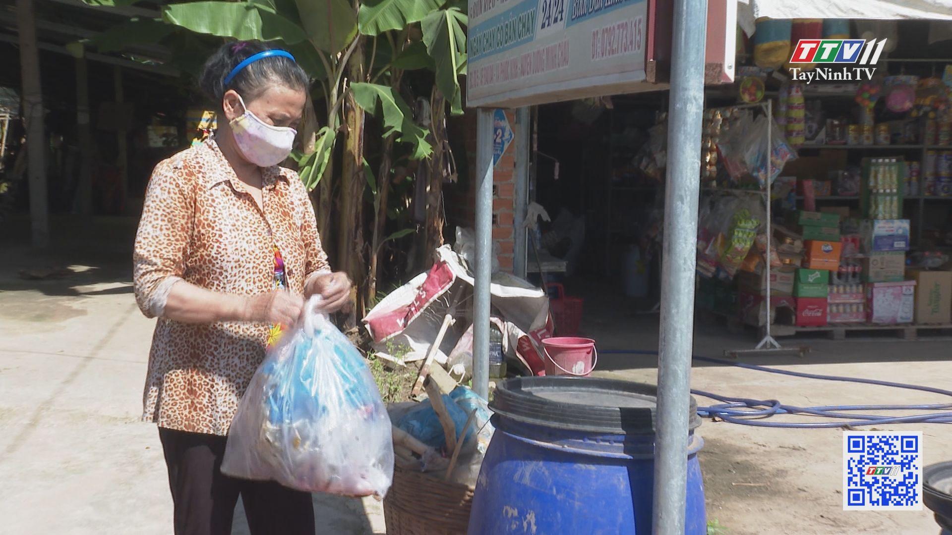 Thu gom rác thải sinh hoạt những mô hình hay và cách làm hiệu quả | TIẾNG NÓI CỬ TRI | TayNinhTV