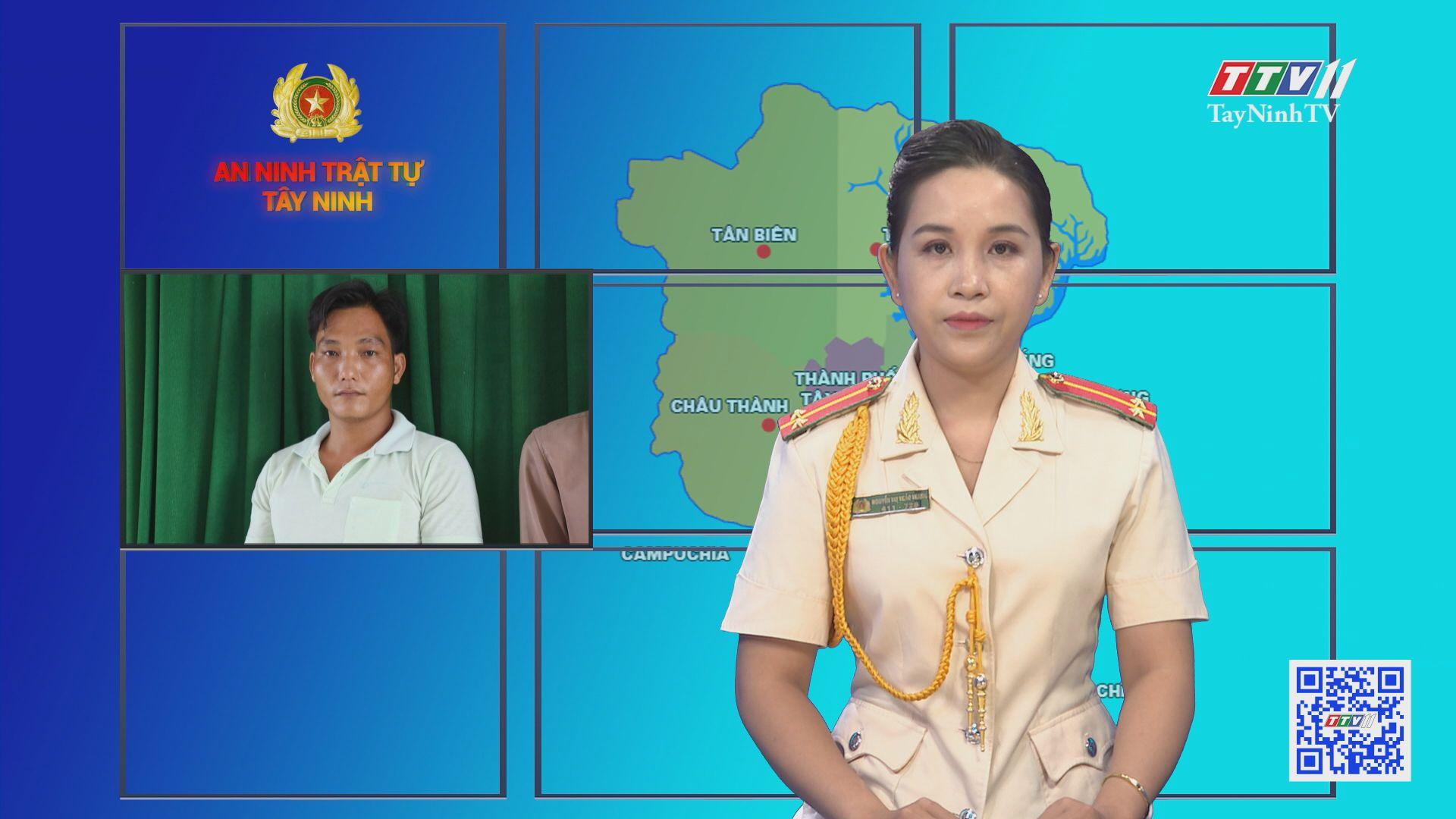 Cơ quan ANĐT Công an Tây Ninh ra quyết định khởi tố, bắt tạm giam 8 đối tượng về hành vi tổ chức cho người khác xuất cảnh trái phép | AN NINH TRẬT TỰ TÂY NINH | TayNinhTV