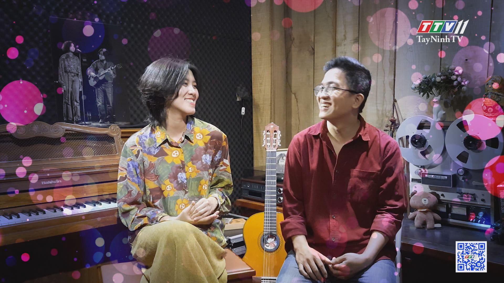 Tập 36 năm 2021_Hoàng Trang và Nguyễn Đông đôi du ca chàng đàn em hát | HẠNH PHÚC Ở ĐÂU | TayNinhTV