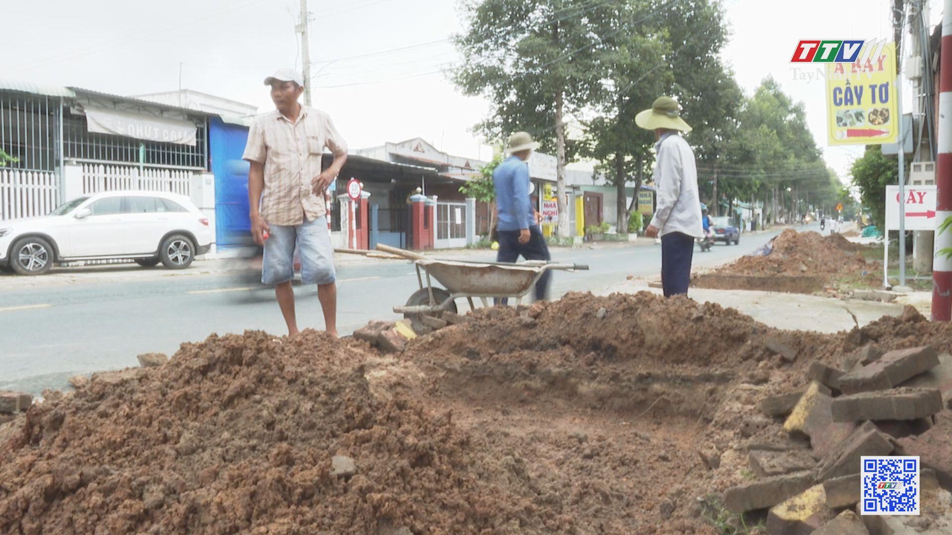 Cử tri góp ý cho thành phố về quản lý và chỉnh trang đô thị | TIẾNG NÓI CỬ TRI | TayNinhTV