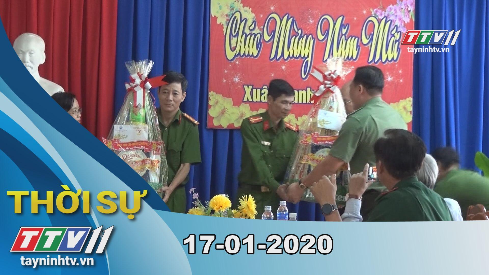 Thời sự Tây Ninh 17-01-2020 | Tin tức hôm nay | TayNinhTV