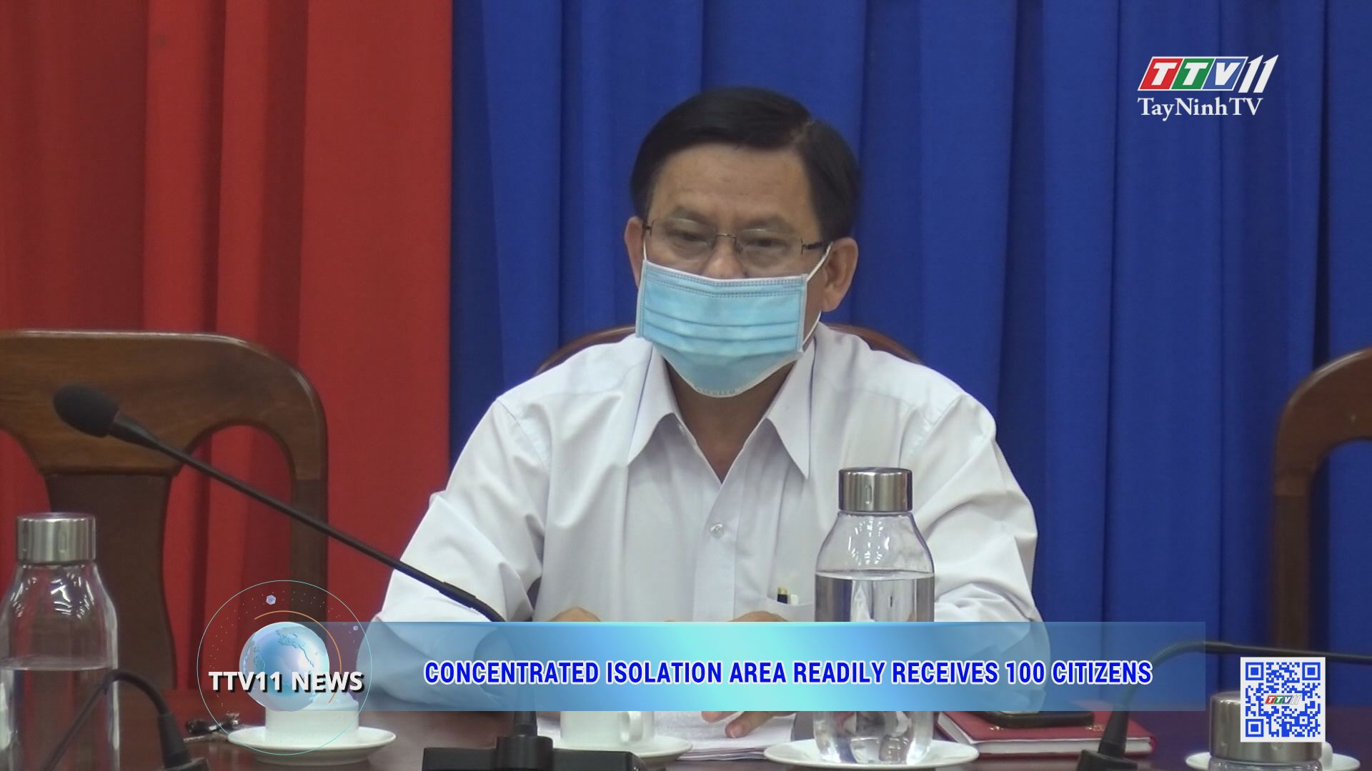Concentrated isolation area readily receives 100 citizens   TTVNEWS   TayNinhTV Today