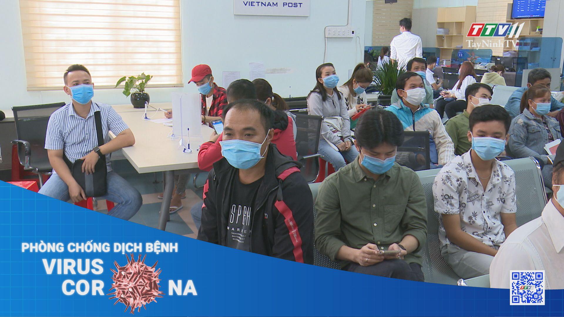 Tây Ninh và 4 tỉnh, thành phố lớn tăng cường công tác phòng chống dịch Covid-19 | TayNinhTV