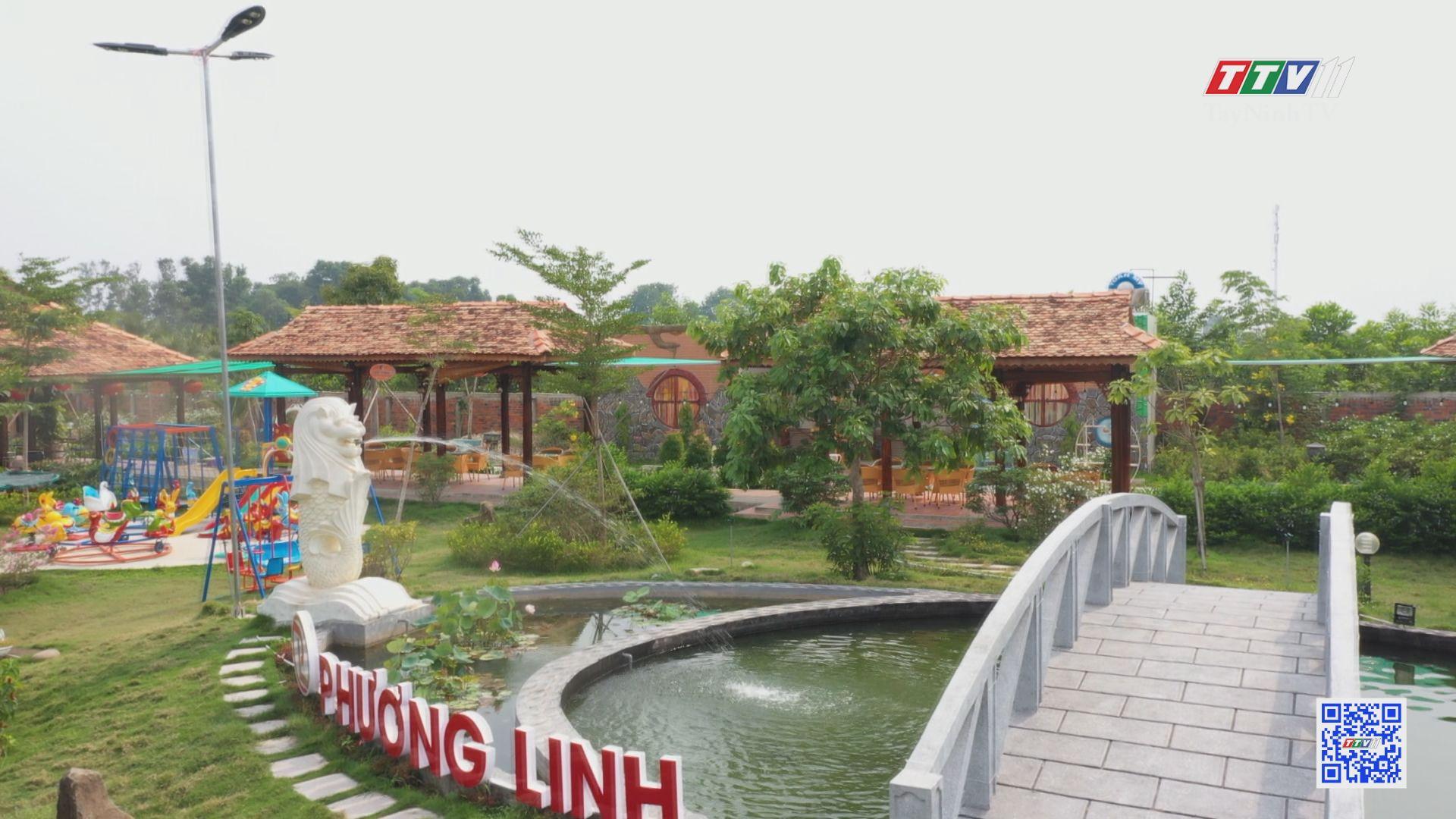 Đi, về nhớ ghé Phương Linh Garden | ẤN TƯỢNG TÂY NINH | TayNinhTV
