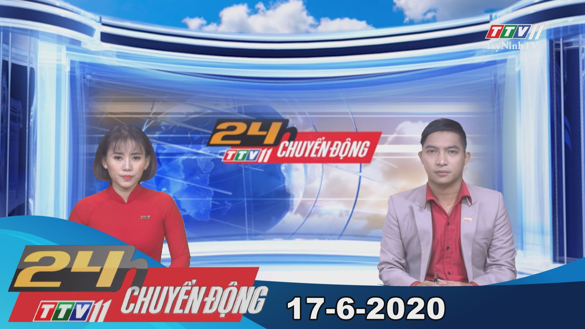 24h Chuyển động 17-6-2020   Tin tức hôm nay   TayNinhTV