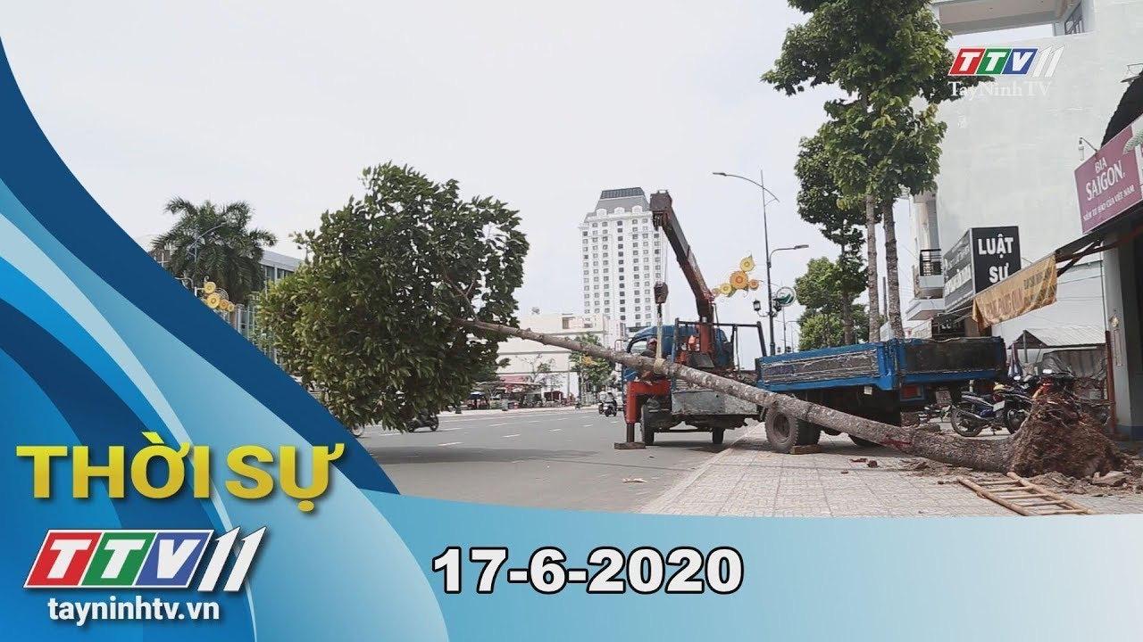 Thời sự Tây Ninh 17-6-2020   Tin tức hôm nay   TayNinhTV