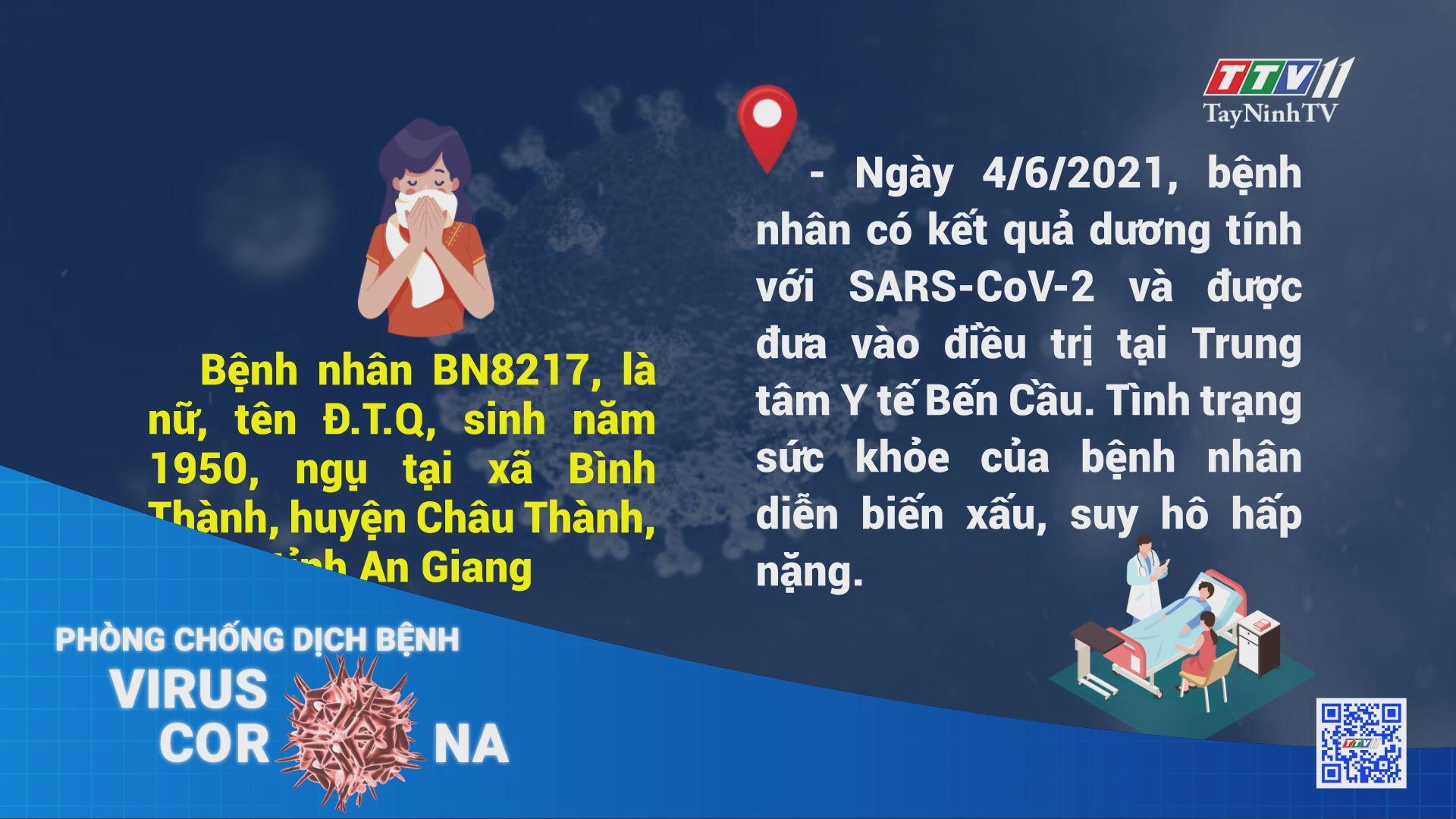 Tây Ninh ghi nhận trường hợp tử vong đầu tiên do Covid-19 | Thông tin dịch cúm Covid-19 | TâyNinhTV