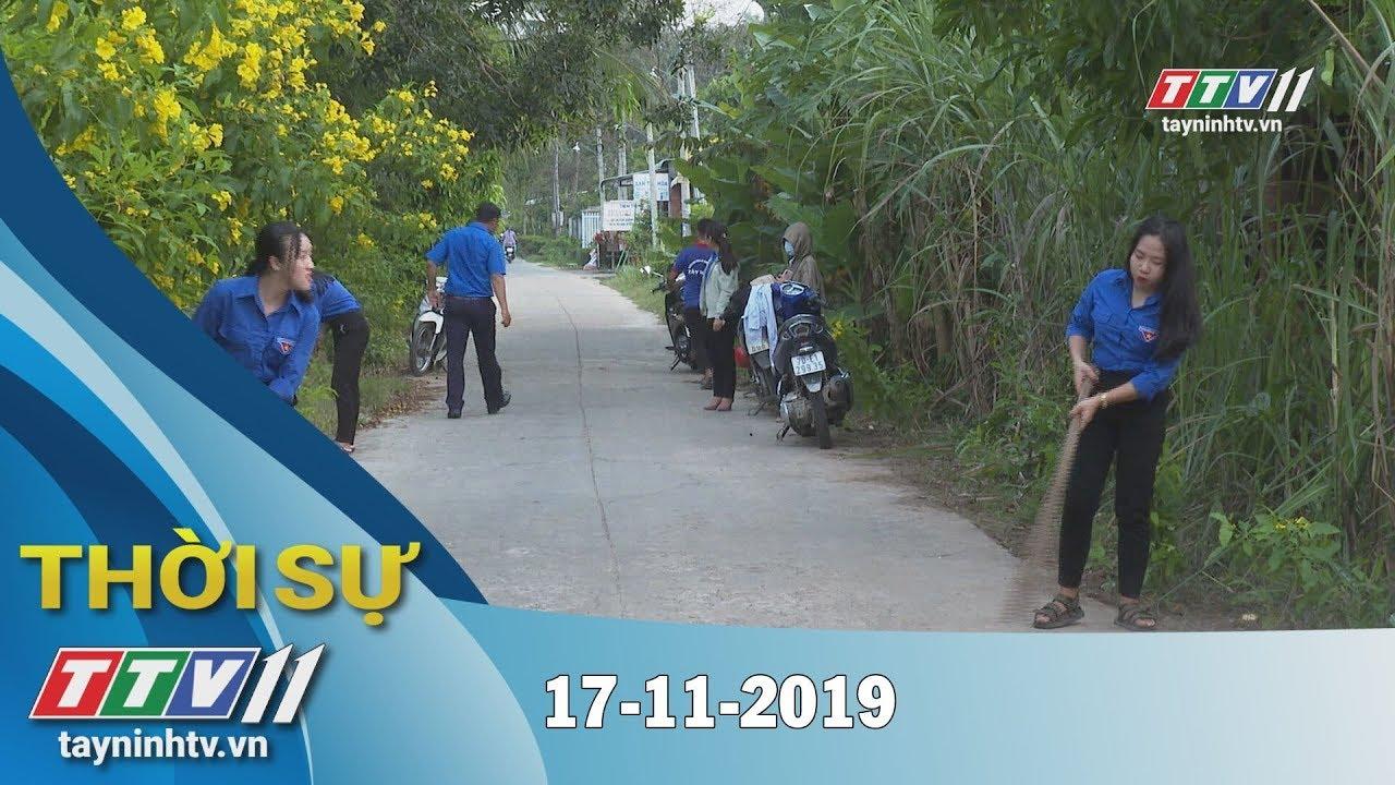 Thời Sự Tây Ninh 17-11-2019 | Tin tức hôm nay | Tây Ninh TV