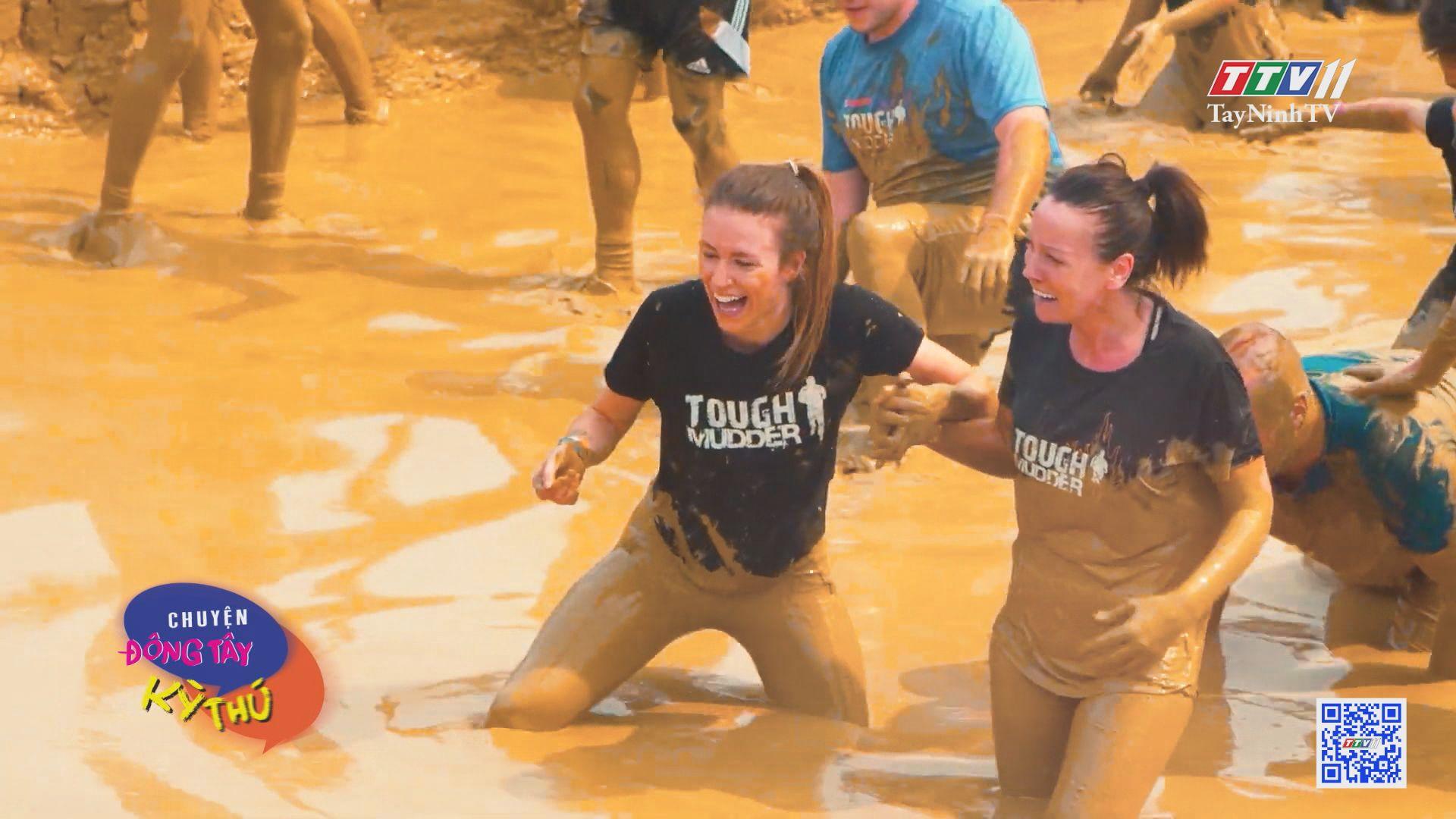 Tough Mudder: cuộc thi khắc nghiệt nhất thế giới | CHUYỆN ĐÔNG TÂY KỲ THÚ | TayNinhTV