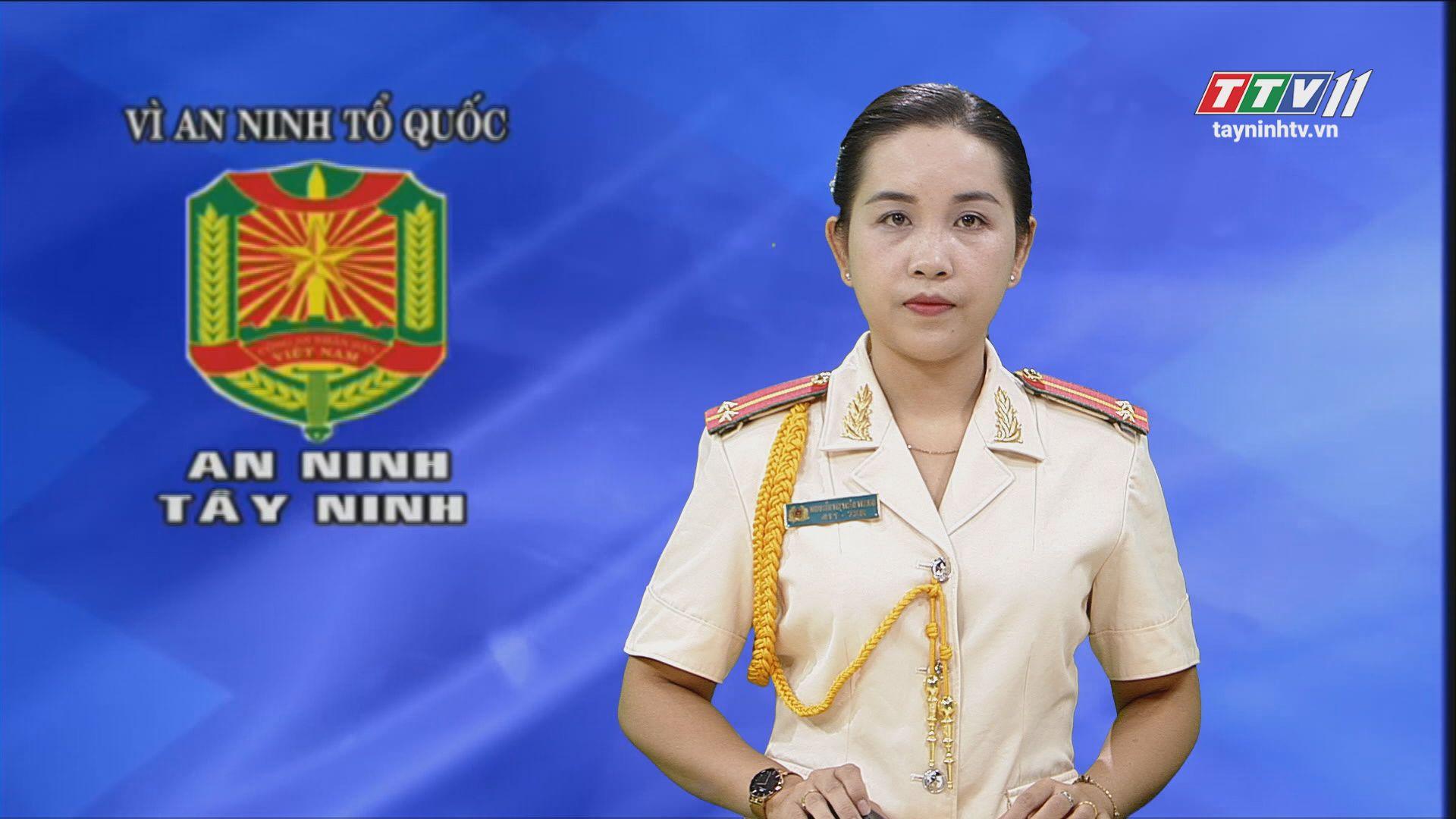 AN NINH TÂY NINH 16-12-2019 | Tin tức hôm nay | TayNinhTV