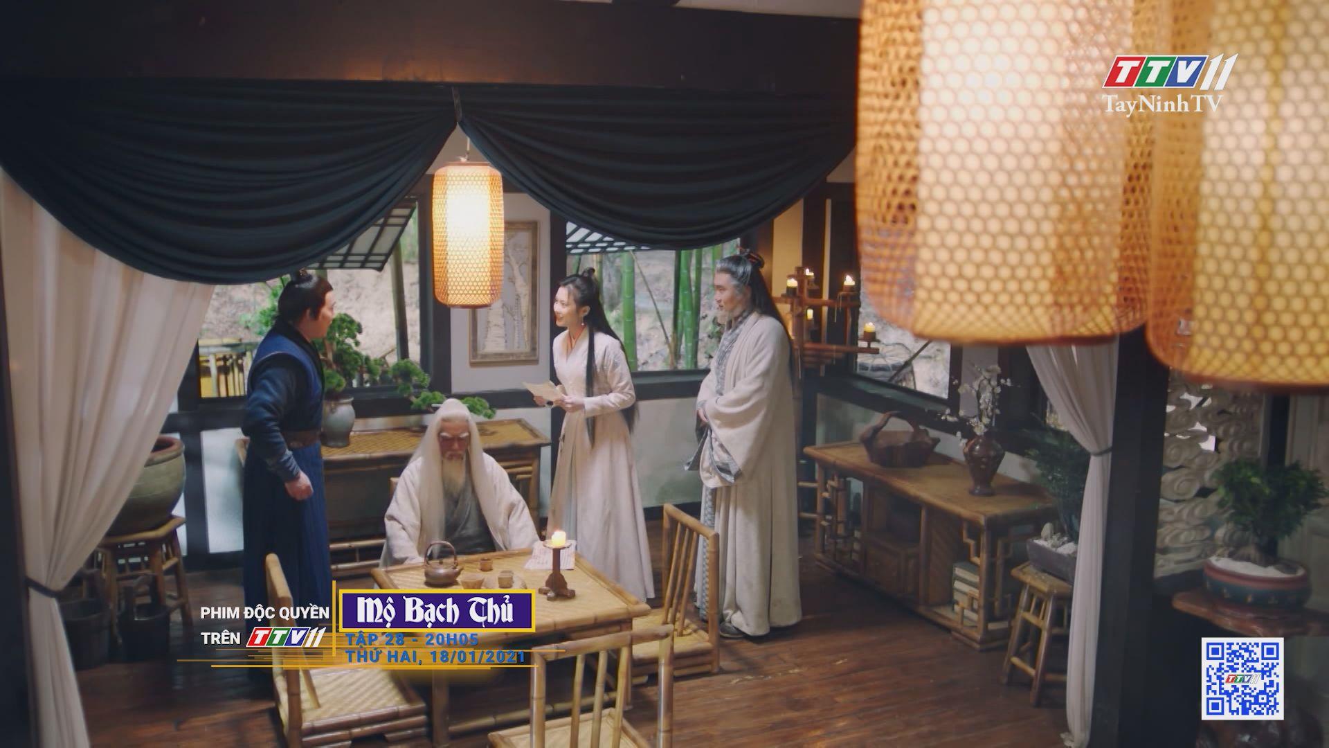 Mộ Bạch Thủ-TẬP 28 trailer | PHIM MỘ BẠCH THỦ | TayNinhTV