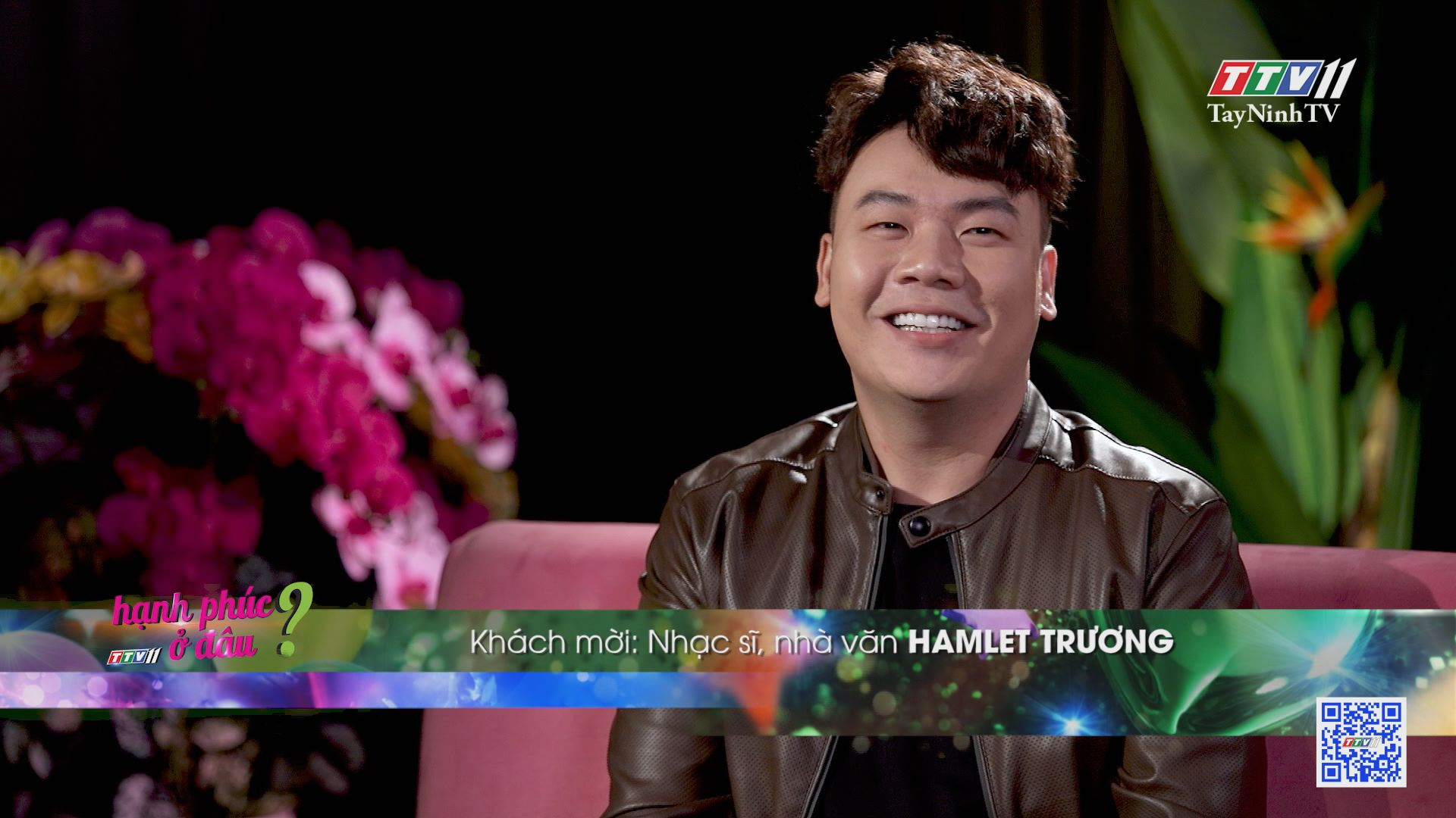 Tập 11 năm 2021_Nhạc sĩ, Nhà văn Hamlet Trương hạnh phúc là con số 0 | HẠNH PHÚC Ở ĐÂU | TayNinhTV
