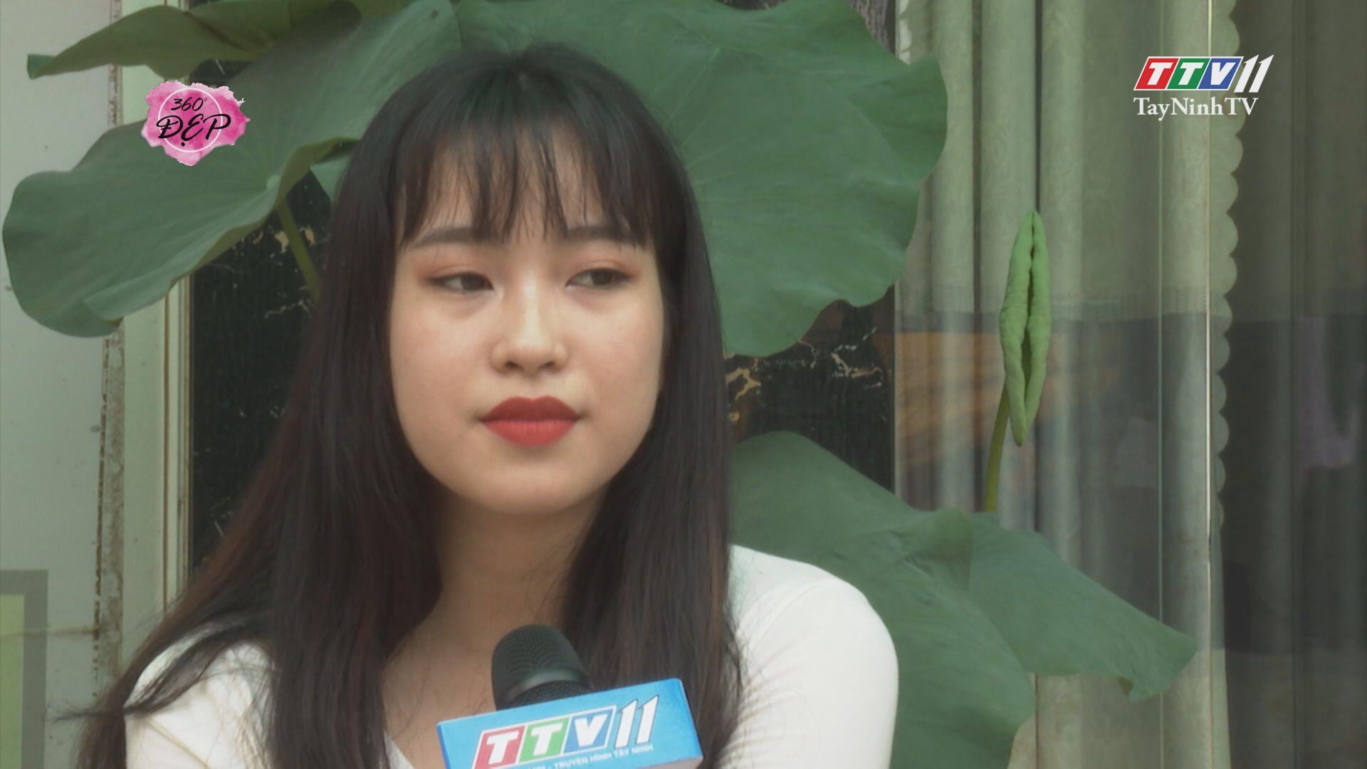 Chăm sóc da khi đeo khẩu trang thường xuyên | 360 ĐỘ ĐẸP | Tây Ninh TV