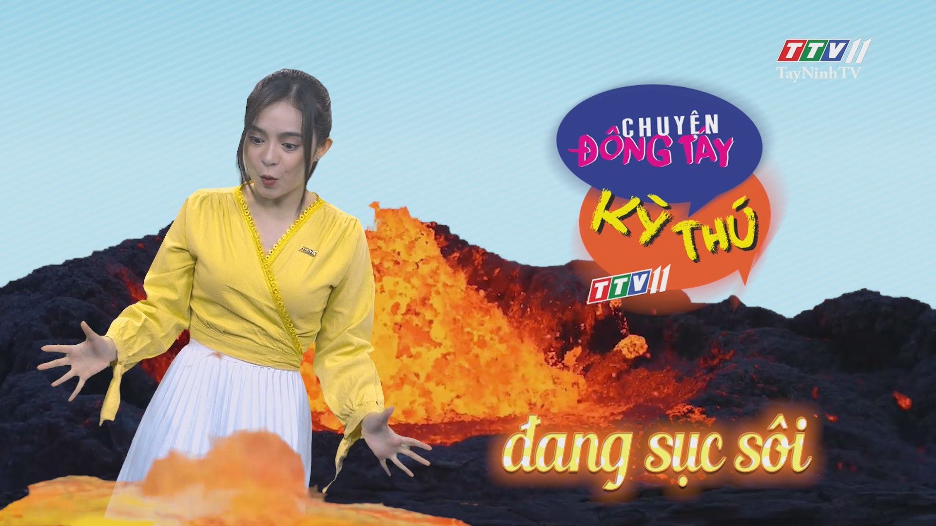Chuyện Đông Tây Kỳ Thú 18-5-2020 | TayNinhTV