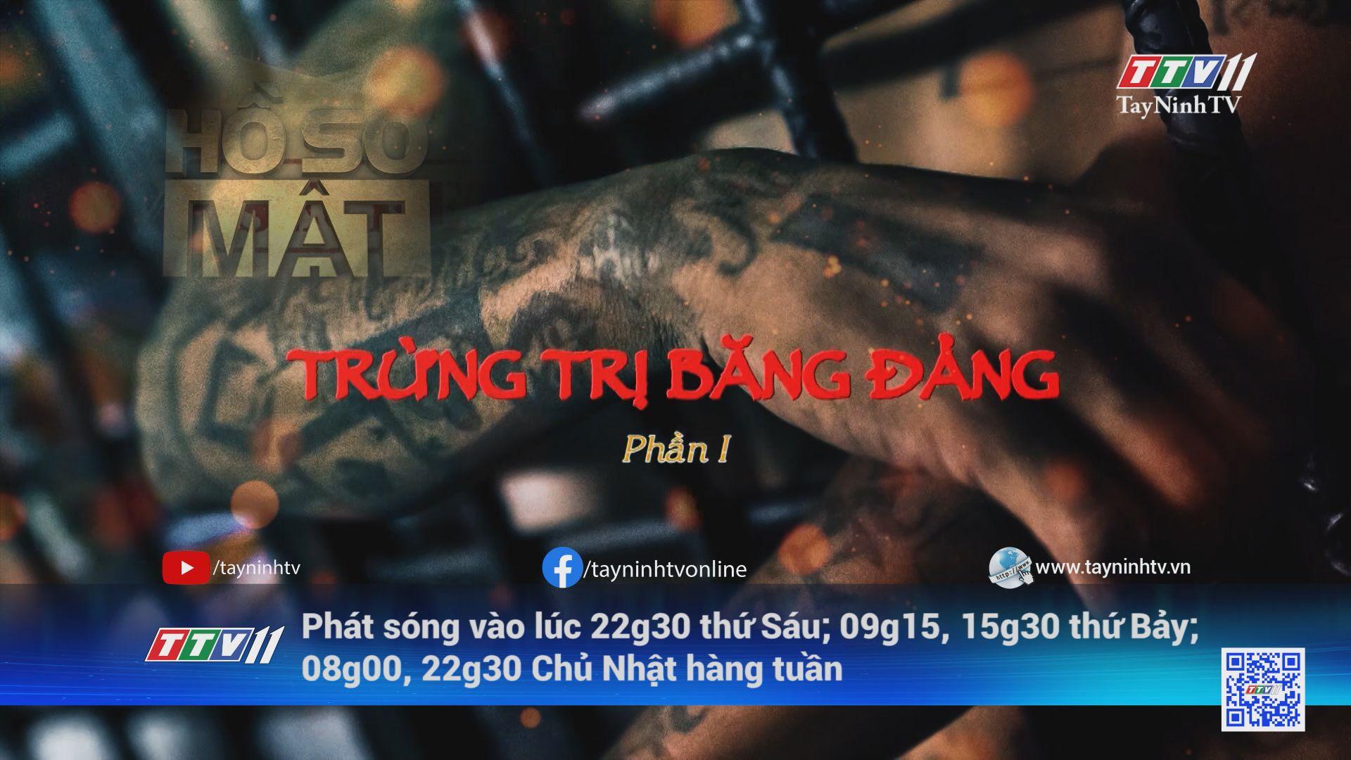 Hồ sơ mật - Trailer | TayNinhTV