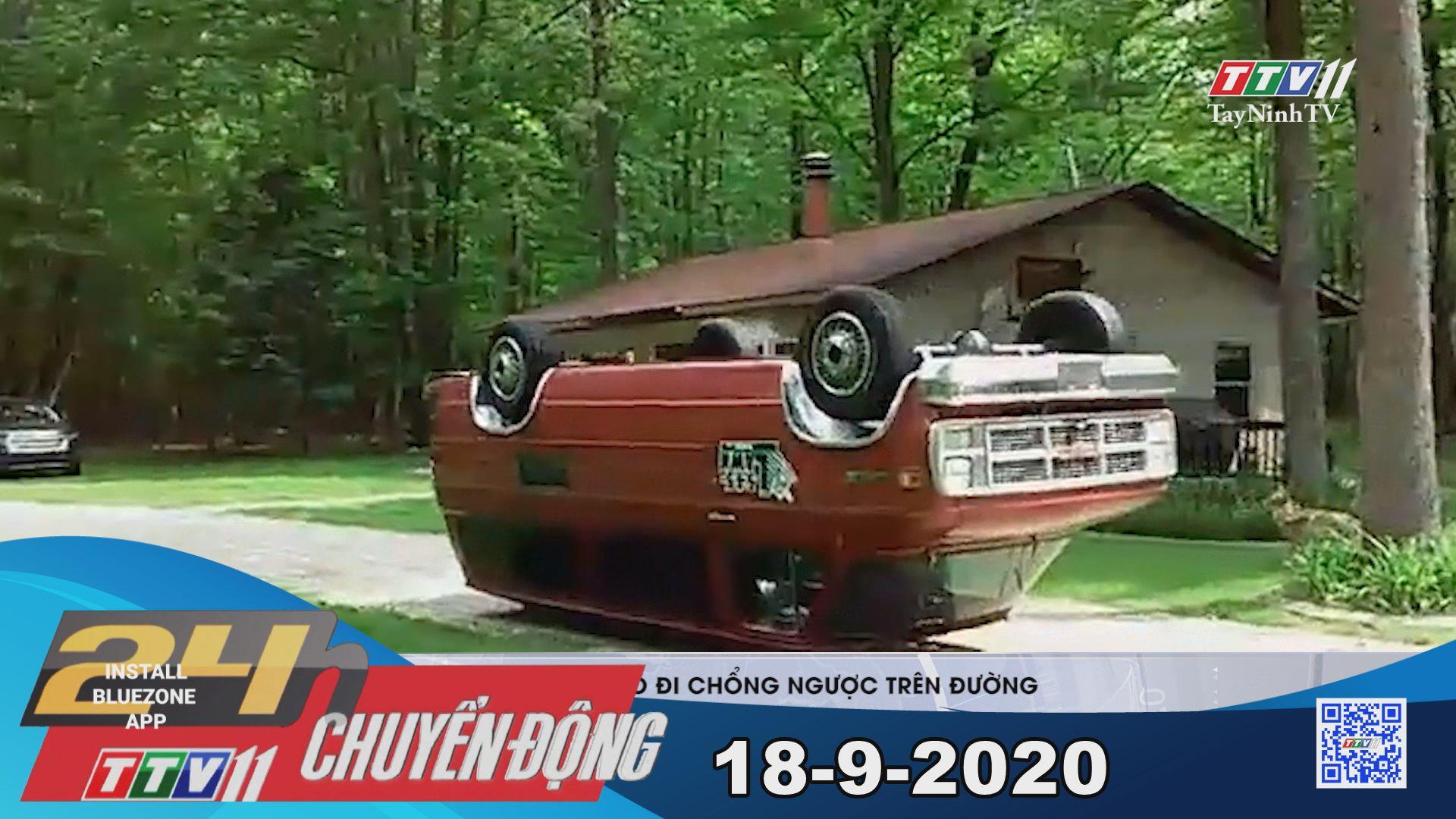 24h Chuyển động 18-9-2020 | Tin tức hôm nay | TayNinhTV