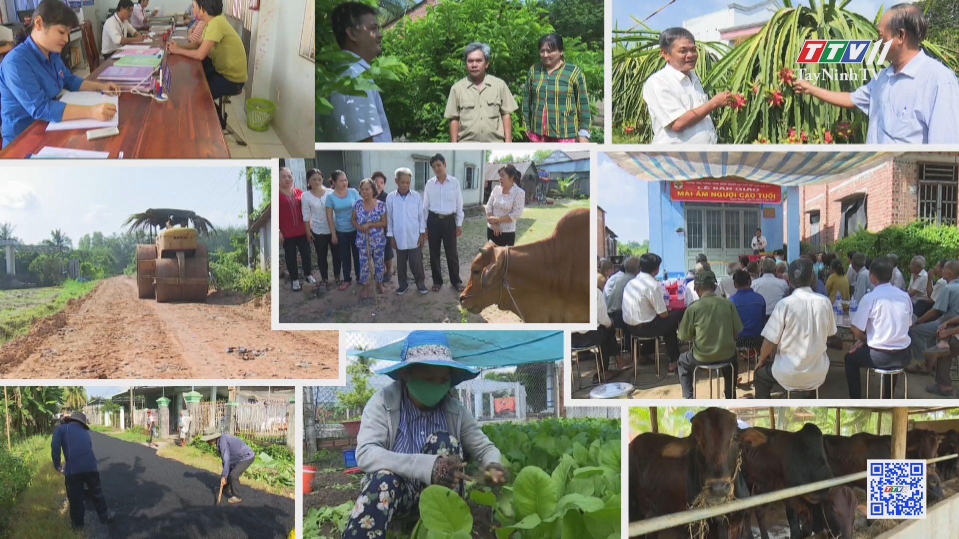 Tây Ninh sau 5 năm thực hiện chương trình Mục tiêu Quốc gia giảm nghèo bền vững | GIẢM NGHÈO BỀN VỮNG | TayNinhTV