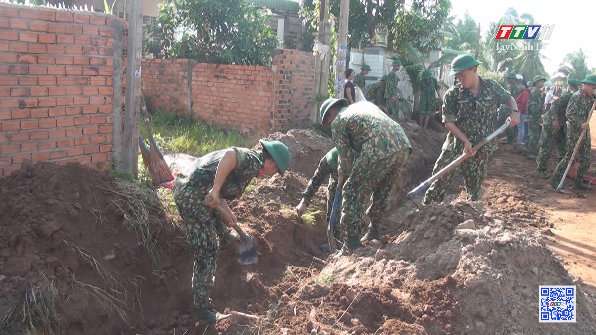 Xã Phan-Nỗ lực hoàn thành mục tiêu xây dựng nông thôn mới | THÔNG TIN TỪ CƠ SỞ | TayNinhTV