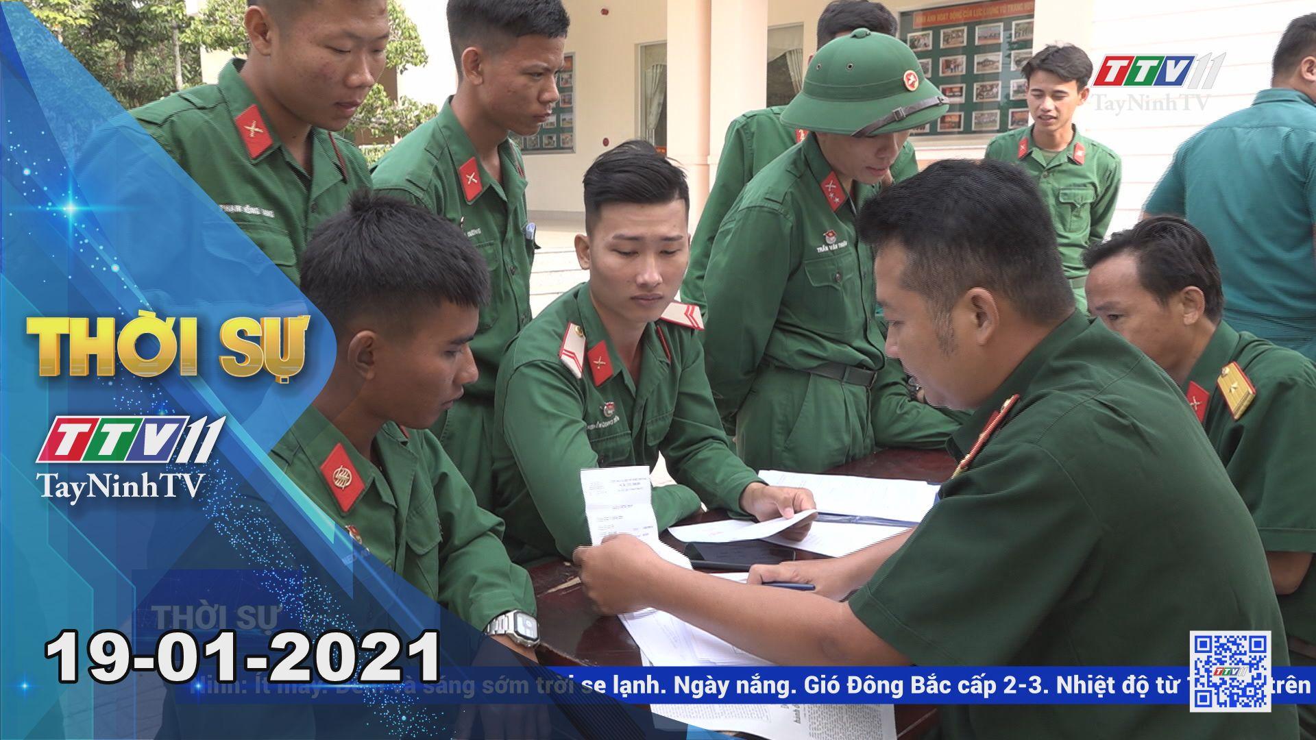 Thời sự Tây Ninh 19-01-2021 | Tin tức hôm nay | TayNinhTV