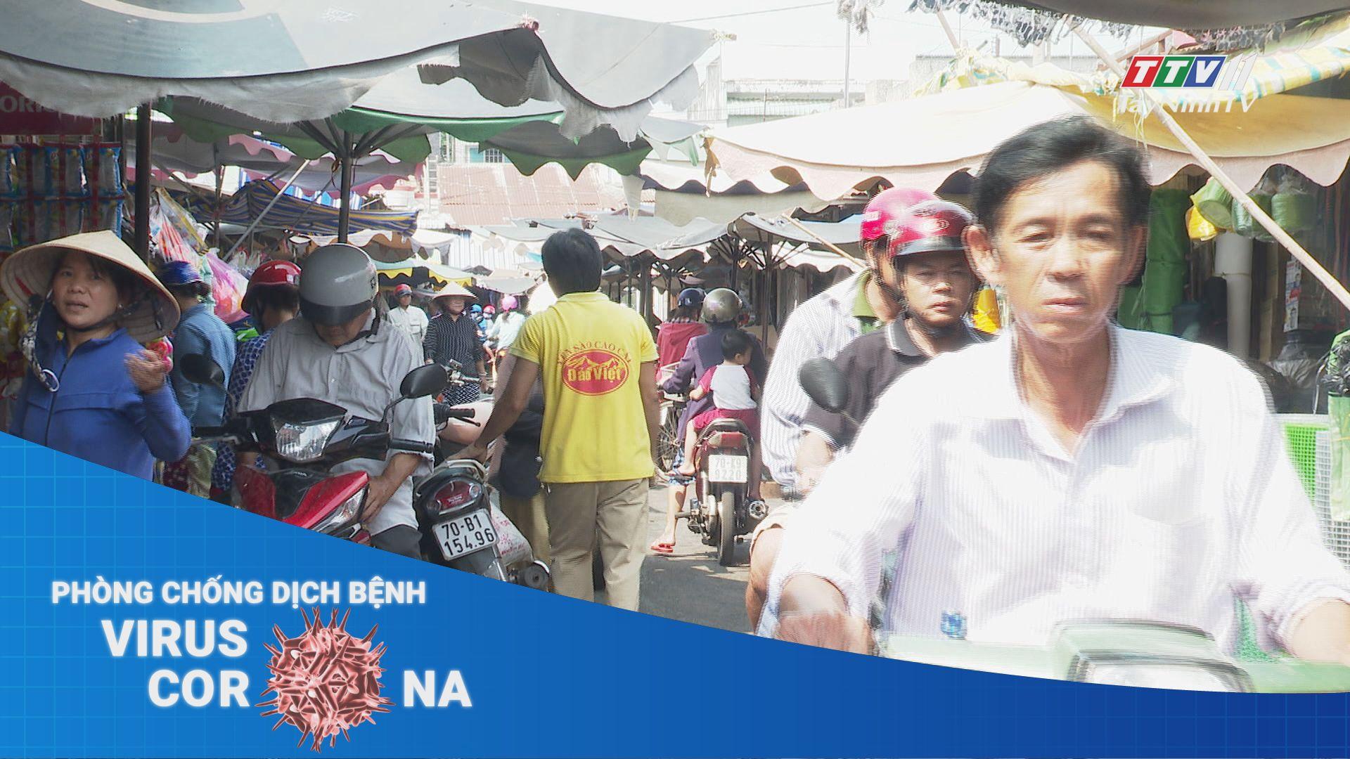 Phòng ngừa Covid-19: Chỗ quyết liệt - người thờ ơ | THÔNG TIN DỊCH CÚM COVID-19 | TayNinhTV