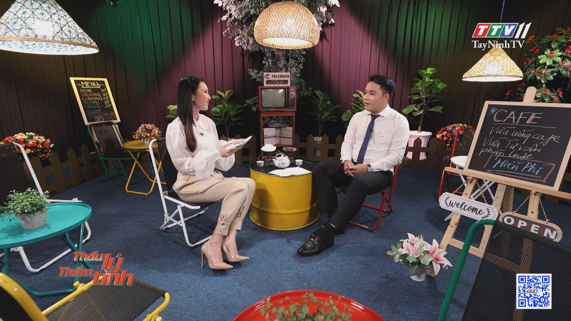 Thách cưới cao có phạm luật? | THẤU LÝ THẤM TÌNH | TayNinhTVE