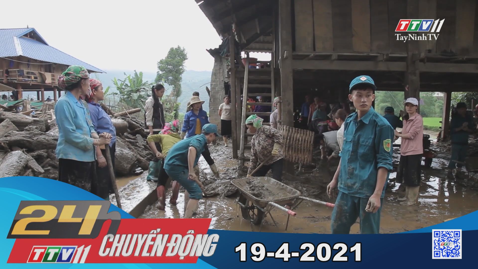 24h Chuyển động 19-4-2021 | Tin tức hôm nay | TayNinhTV