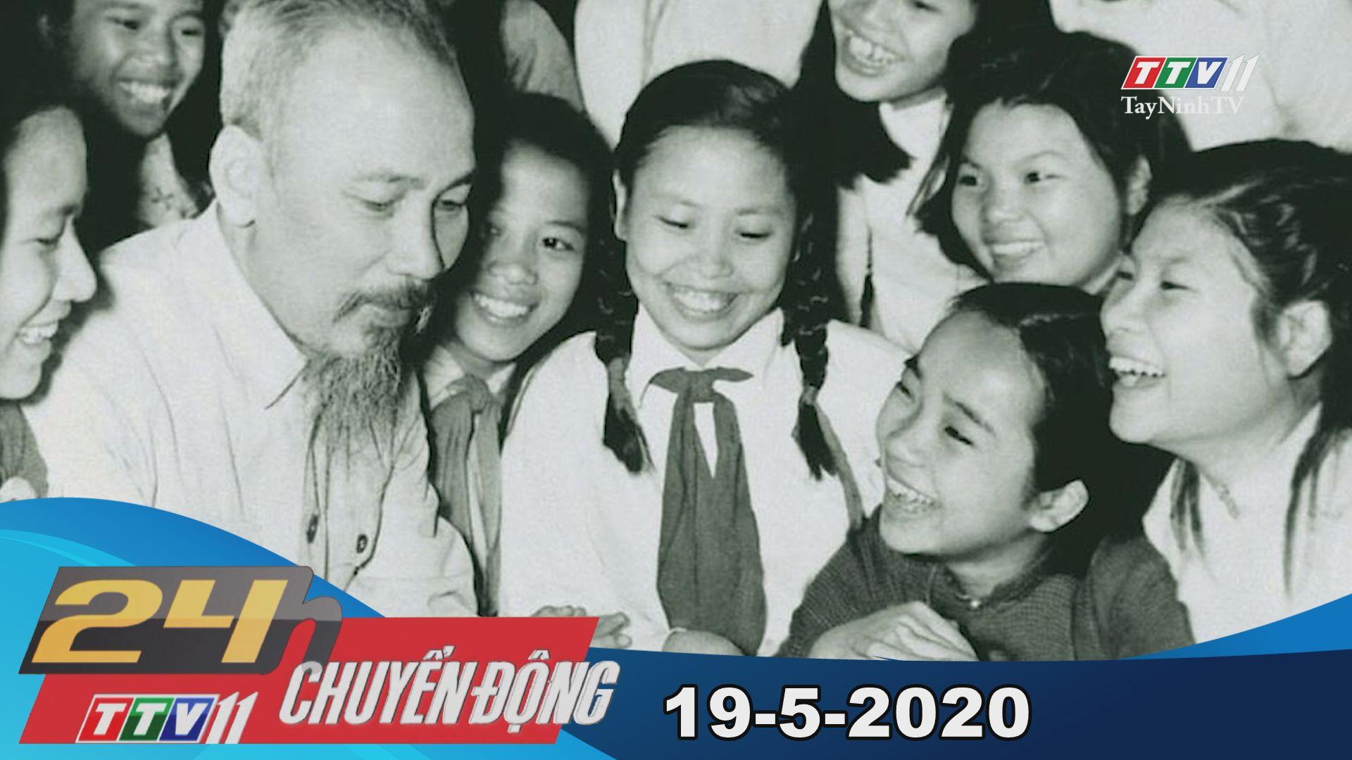 24h Chuyển động 19-5-2020 | Tin tức hôm nay | TayNinhTV