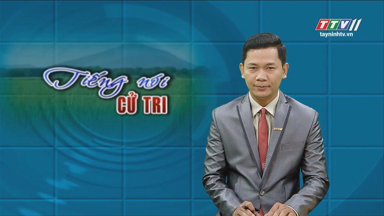 Chương trình tiếng nói cử tri một năm nhìn lại | TIẾNG NÓI CỬ TRI | TayNinhTV