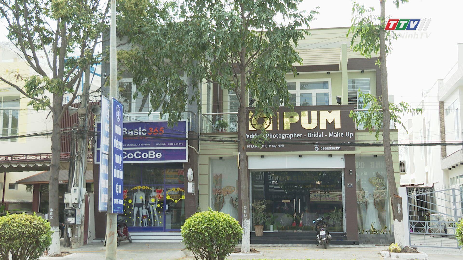 Tây Ninh còn có biển quảng cáo chưa đúng quy định | VÌ VĂN MINH CUỘC SỐNG | TayNinhTV