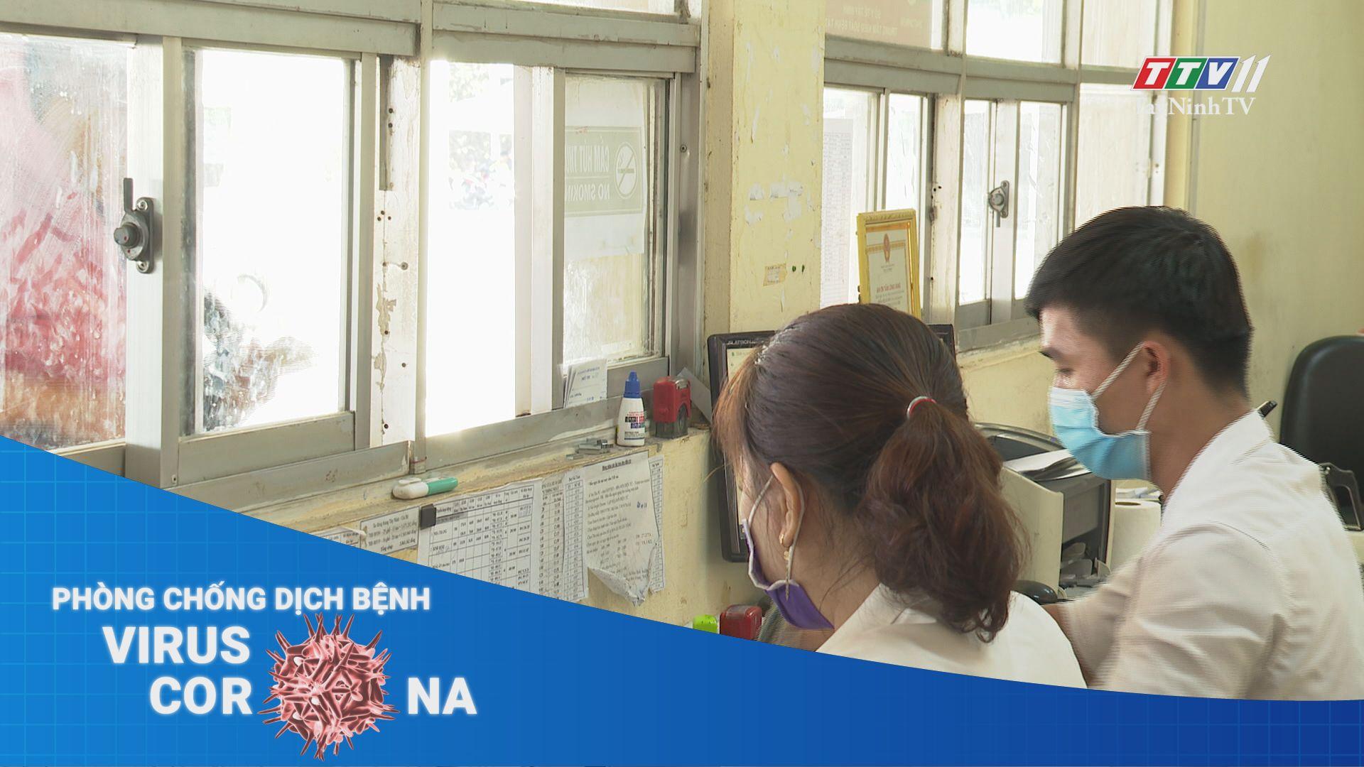 Đeo khẩu trang đúng cách để phòng dịch Covid-19 | THÔNG TIN DỊCH CÚM COVID-19 | TayNinhTV