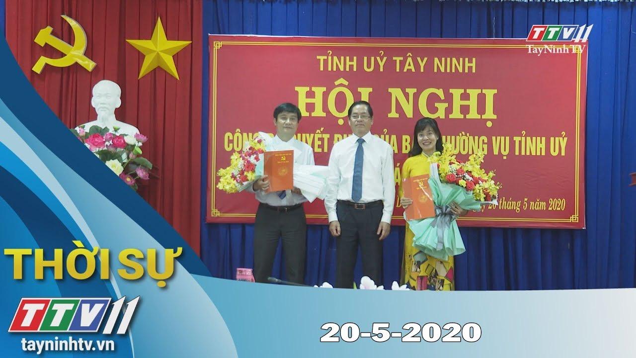 Thời sự Tây Ninh 20-5-2020 | Tin tức hôm nay | TayNinhTV