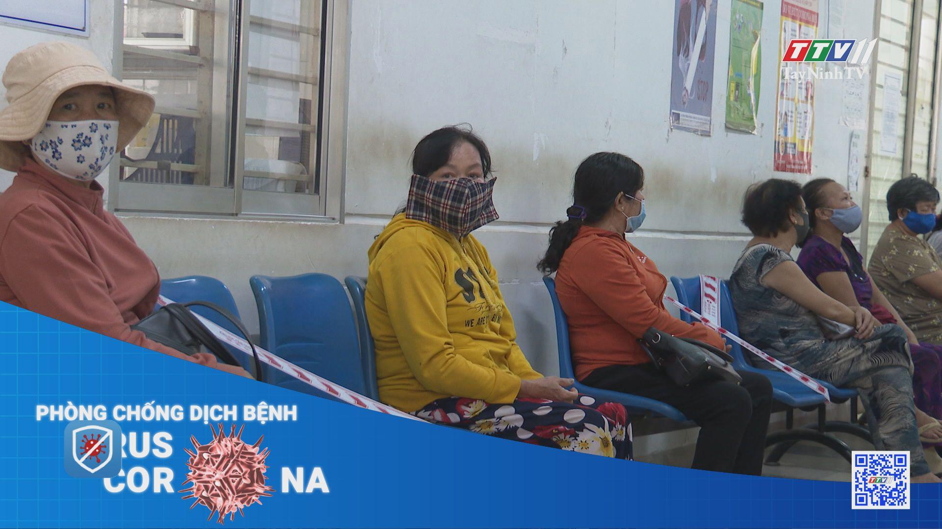Cần thay đổi thói quen thăm, nuôi bệnh nhân trong dịch bệnh Covid-19 | THÔNG TIN DỊCH CÚM COVID-19 | TayNinhTV